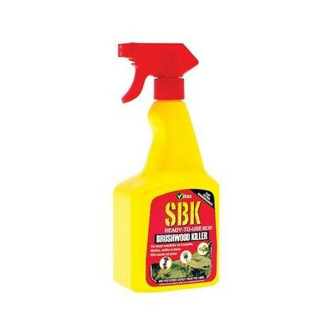 Vitax 5BKA750 SBK Brushwood Killer RTU 750ml