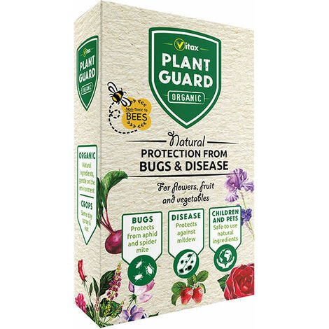Vitax 5PG256 Organic Plant Guard Concentrated 250g