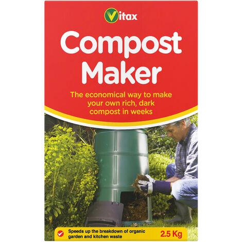 Vitax 6CM253 Compost Maker 2.5kg
