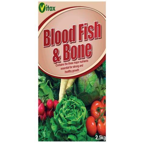 Vitax 6FB125 Blood Fish and Bone 1.25kg