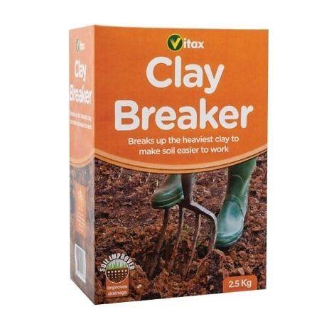 Vitax Garden Clay Breaker - 2.5kg