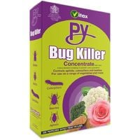 Vitax Py Insecticide Bug and Insect Killer Concentrate - 250ml