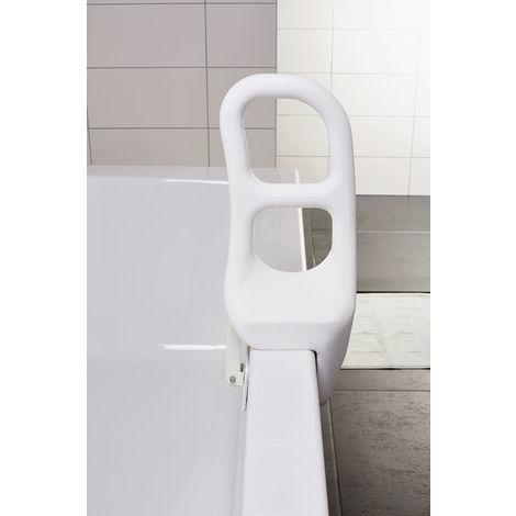 Vitility Asidero De Baño, ideal para facilitar apoyo extra al entrar y salir de la bañera, de forma cómoda y segura