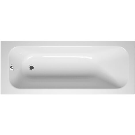 Vitra Balance Acrylic Single Ended Bath