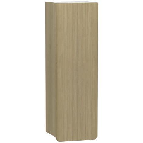 Vitra D-light Tall Storage Unit 360mm Wide - Natural Oak