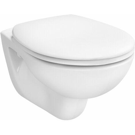 VitrA Layton Wall Hung Toilet WC - Soft Close Seat