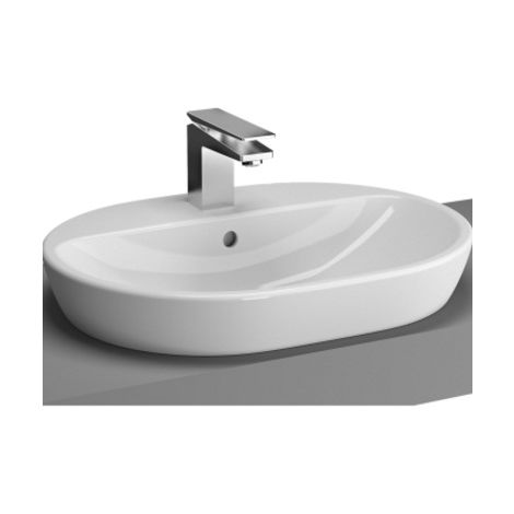 Vitra M Line 600mm 1th Countertop Basin