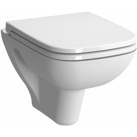 VitrA S20 Wall Hung Toilet WC - Standard Seat