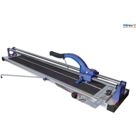 VITREX PRO FLAT BED MANUAL TILE CUTTER 630MM