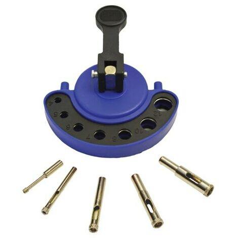 Vitrex VITDDGKIT6 DDGKIT6 Diamond Drill & Guide Kit