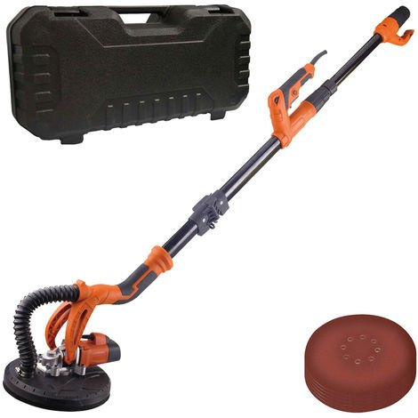 Vitrex VITLRS700 240V Long Reach Drywall Sander Variable Speed 600W LRS700:240V