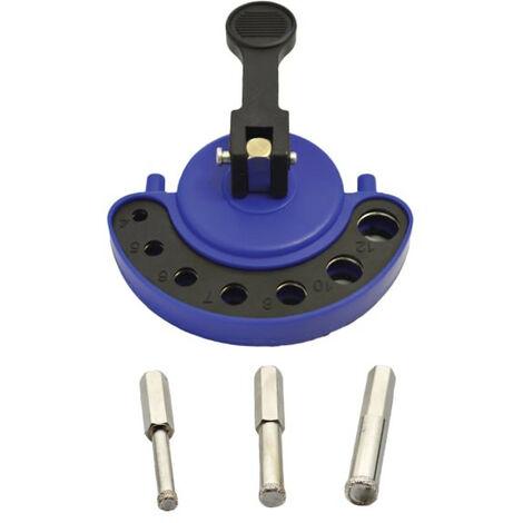 Vitrex VITWAXDK001 WAXDK001 Dry Cut Diamond Drill Kit 3 Piece