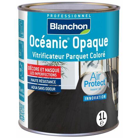 Vitrificateur Blanchon Oceanic Coloré Opaque Gris