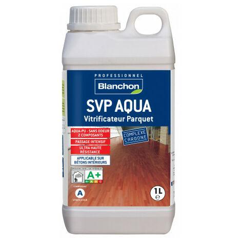 Vitrificateur Blanchon SVP Aqua Chêne ciré