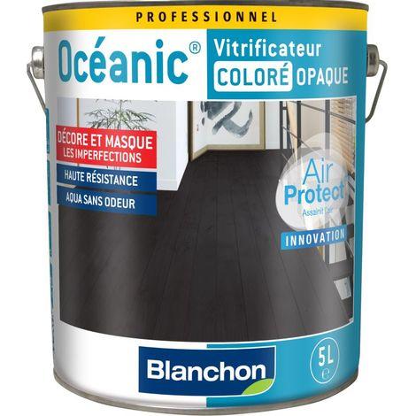 Vitrificateur OCÉANIC OPAQUE BLANC 5L