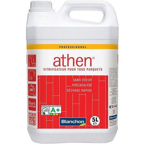 Vitrificateur Parquet BLANCHON Athen SATIN 5L