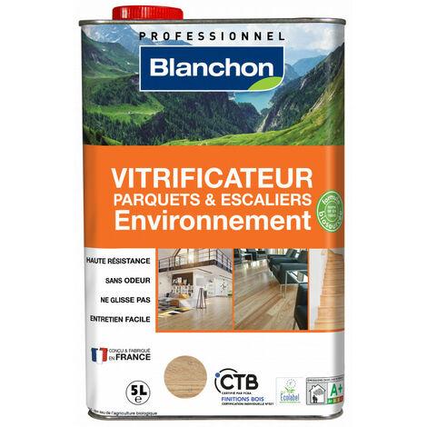 Vitrificateur Parquet Environnement - 5L - Blanchon