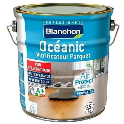 Vitrificateur parquet Professionnel BLANCHON Océanic - Air Protect