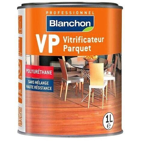 Vitrificateur parquet traditionnel BLANCHON VP belle chaleur naturelle et protection durable
