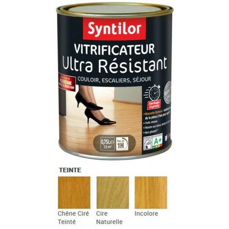 Vitrificateur parquet ultra résistant SYNTILOR - plusieurs modèles disponibles