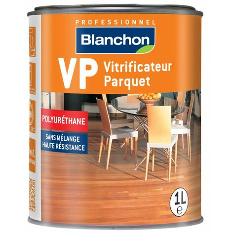 Vitrificateur Parquet VP 1 Litre - Blanchon