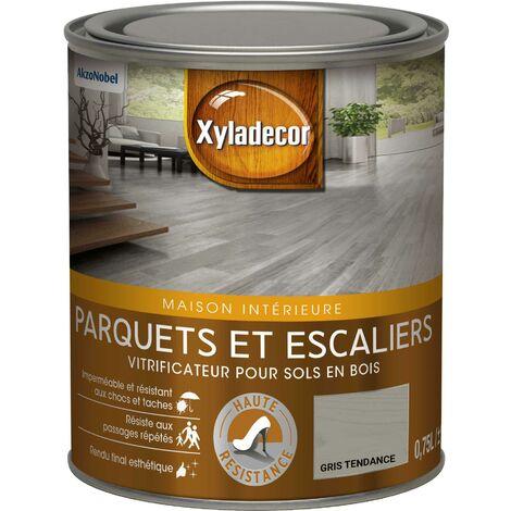 Vitrificateur Parquets et Escaliers 0,75L - sol intérieur en bois - Xyladecor