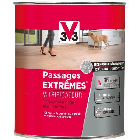 Vitrificateur passages extrêmes 750 ml mat incolore
