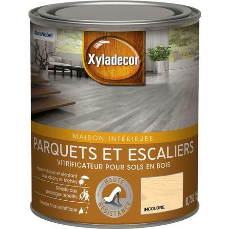 """main image of """"Vitrificateur Parquets et Escaliers 5L - sol intérieur en bois - Xyladecor"""""""