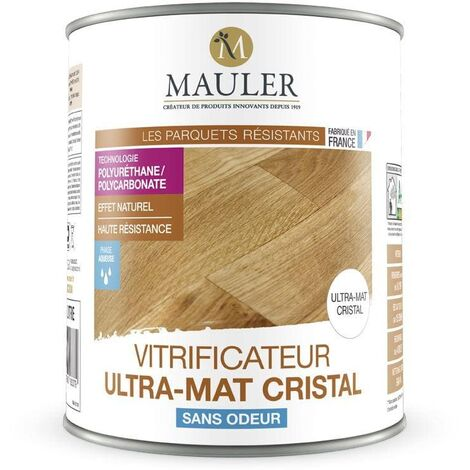 Vitrificateur ULTRA MAT Cristal - MAULER