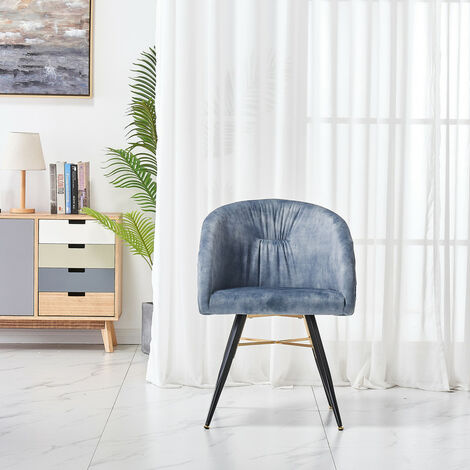 Vittario velvet LUX chair   Padded Cushioned seating   Diamond Stitched Back   Dining Chair   Tufted Velvet Chair   GREY