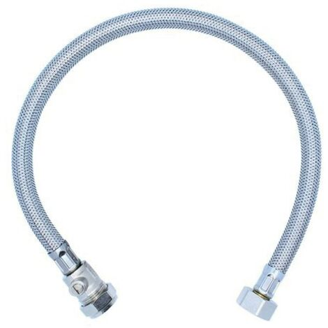 Viva Sanitary 1/2 x 15mm ISO - 150mm Flexi Connector