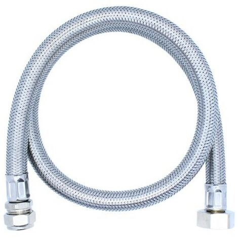 Viva Sanitary 3/4 x 15mm - 900mm Flexi Connector