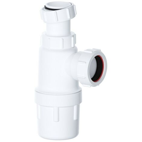 "Viva Sanitary 40mm (1½"") EASI-FLO Telescopic Bottle Trap"