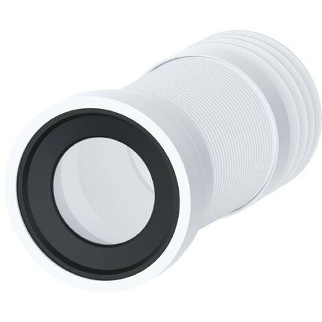Viva Sanitary Long 'SLINKY-FIT' Flexi Pan (300mm-700mm)