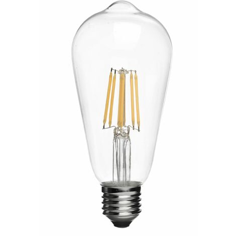 "main image of ""Vivida - E27 Cob Filament LED 8W"""