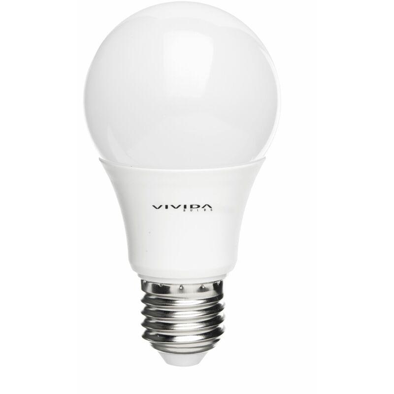 Vivida - E27 Goccia A60 LED SMD 7W 4000K 600lm