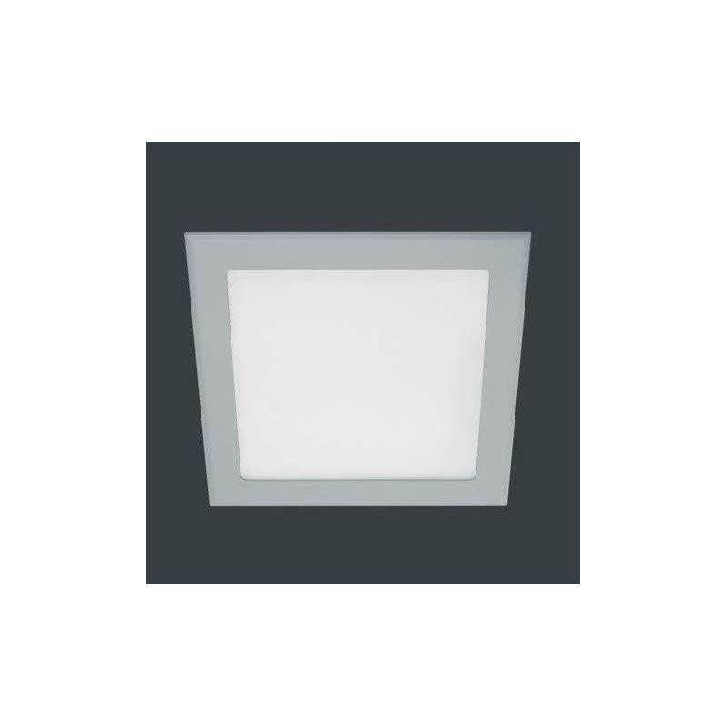 WINTER pannello incasso led bianco 155mm 3000K (Luce Calda) 12W - Vivida