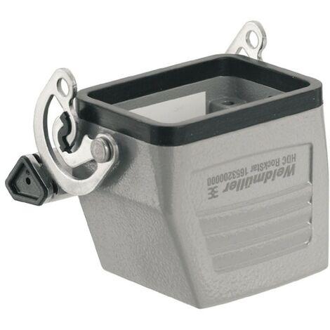 Vivienda Weidmuller gancho 6P, 1 Agujero para los cables PG16 1653200000