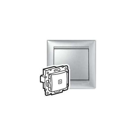 VL-CRUZ LUMIN 1P 10A ALUM LEGRAND 770148
