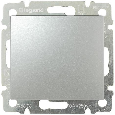 VL-INT 1P 10A ALUM LEGRAND 770101