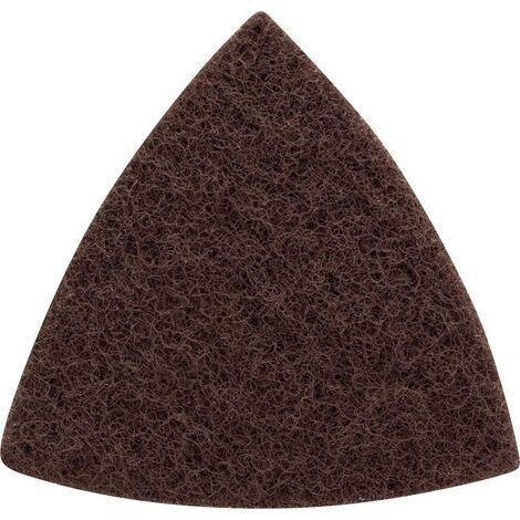 Vlies für Dreieckschleifer, 93 mm, 100, grob