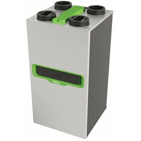 VMC double flux Aldes avec purification d'air InspirAIR® Top 450 - Classic - Connecté - 470 m3 /h - 42.6 dB