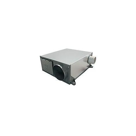 VMC Hygro extra-plat ES ø160 - caisson