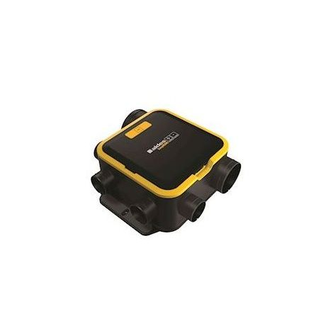 VMC simple flux autoréglable EasyHOME AUTO COMPACT