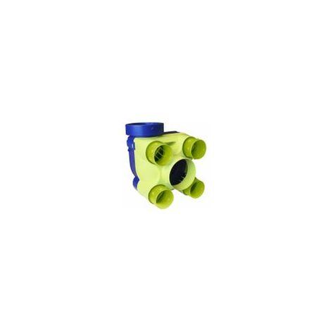 VMC simple flux hygroréglable Hydra Ecowatt 2