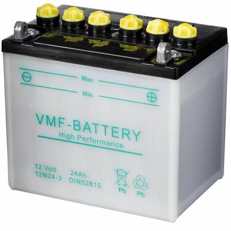 VMF Powersport Batterie 12 V 24 Ah 12N24-3