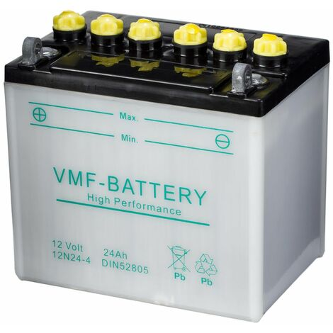 VMF Powersport Batterie 12 V 24 Ah 12N24-4
