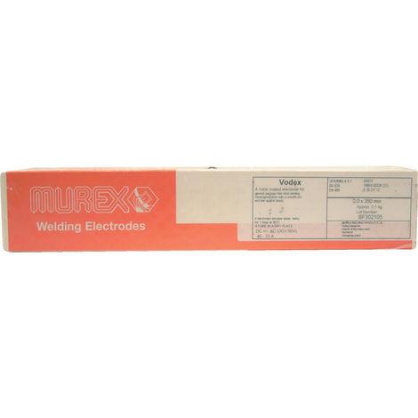 VODEX E6013 Rutile Coated Welding Electrodes