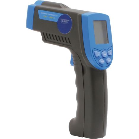 Vogel 640314 - Termómetro láser infrarrojos digital - Campo de medición: - 30ºC + 550ºC