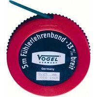 Vogel - Rollo fleje calibrado 5 metros x 13 mm